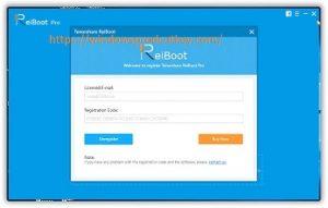 Tenorshare ReiBoot 7.3.3.0 Crack + Registration Code 2020