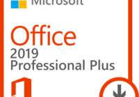 Microsoft Office Professional Plus Product Key