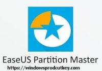 EaseUS Partition Master v13.8 Crack With License Key