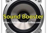 Letasoft Sound Booster 1.11 Crack License Key 2020