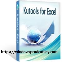 Kutools for Excel 21.00 Crack With License Key 2020