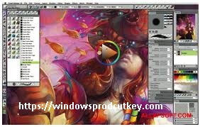 Corel Painter 2020 Crack With License Key Free Download