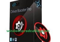 Driver Booster Pro 8.0.2.210 Crack