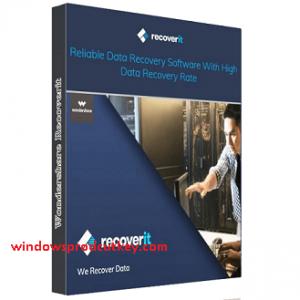 Wondershare Data Recovery 9.0.6.20 Crack